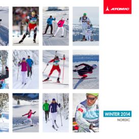 Atomic Nordic Catalog 2013/2014