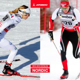 Atomic Nordic Catalog 2012/2013