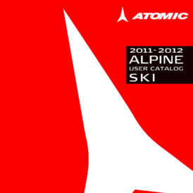 ATOMIC ALPINE USER CATALOG 11/12