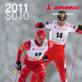 Atomic Nordic Catalog 2010/2011