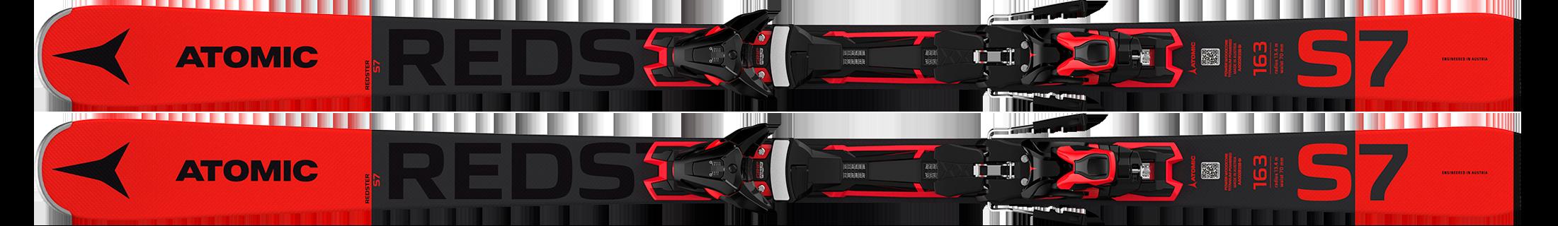 REDSTER S7 + F 12 GW