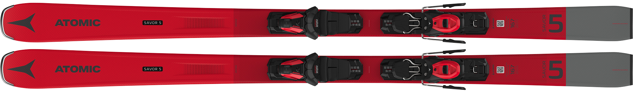 SAVOR 5 red + M 10 GW