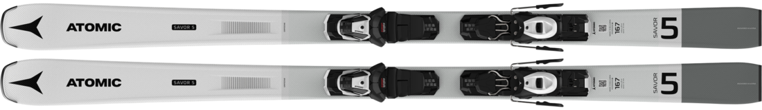 SAVOR 5 grey + M 10 GW