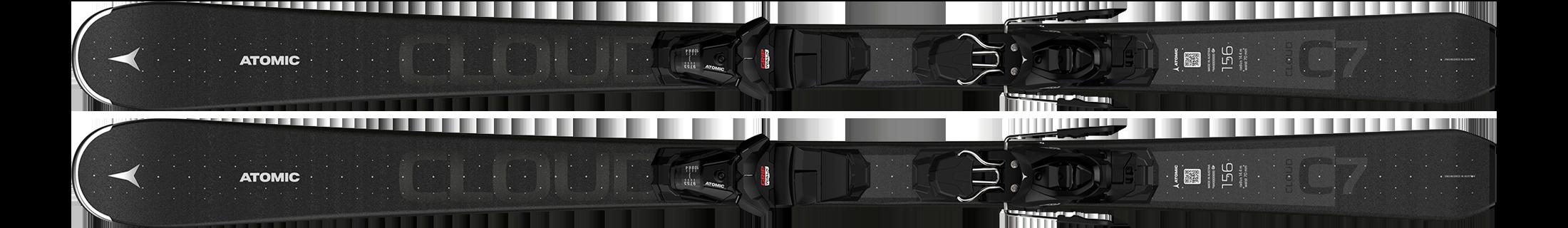 CLOUD 7 BLACK + M 10 GW