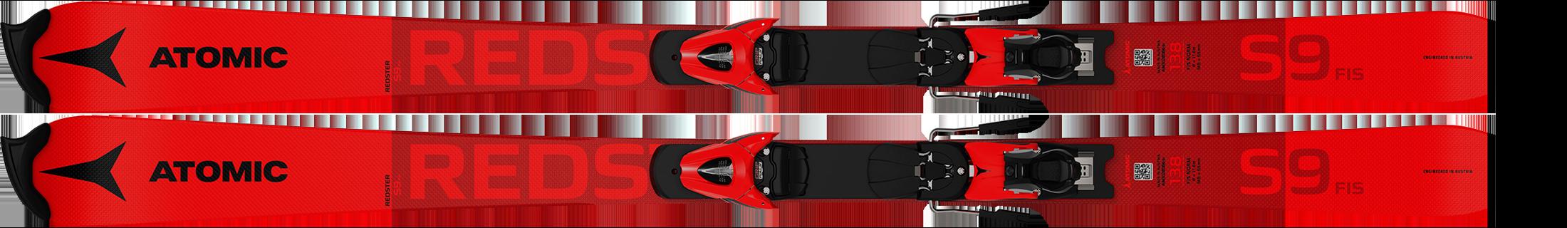 REDSTER S9 FIS J-RP² + COLT 7 GW