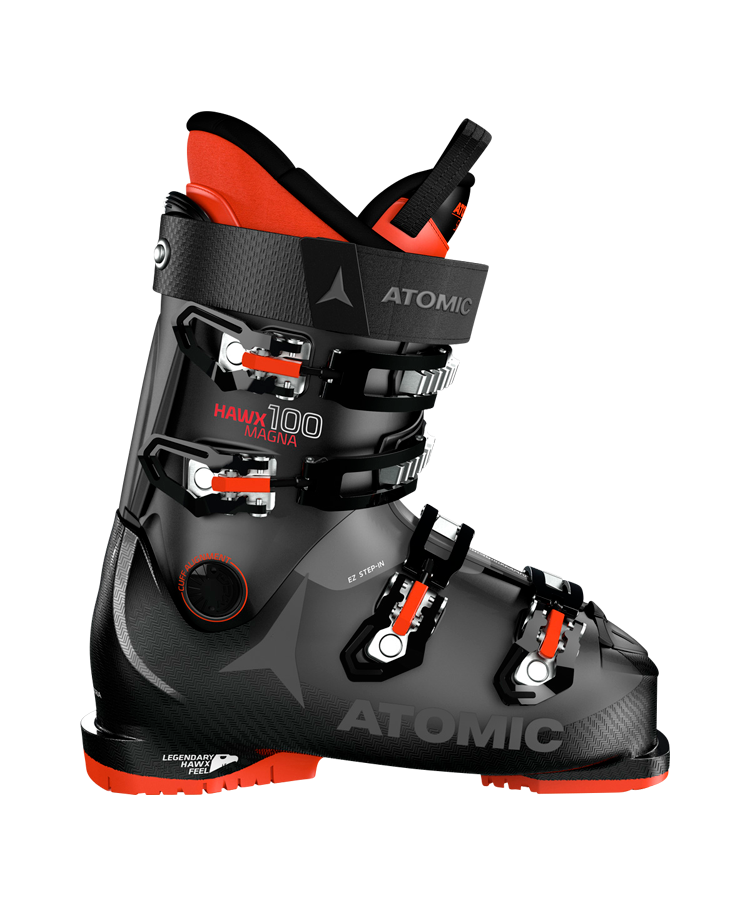 HAWX MAGNA 100 Black/Anthracite/Red