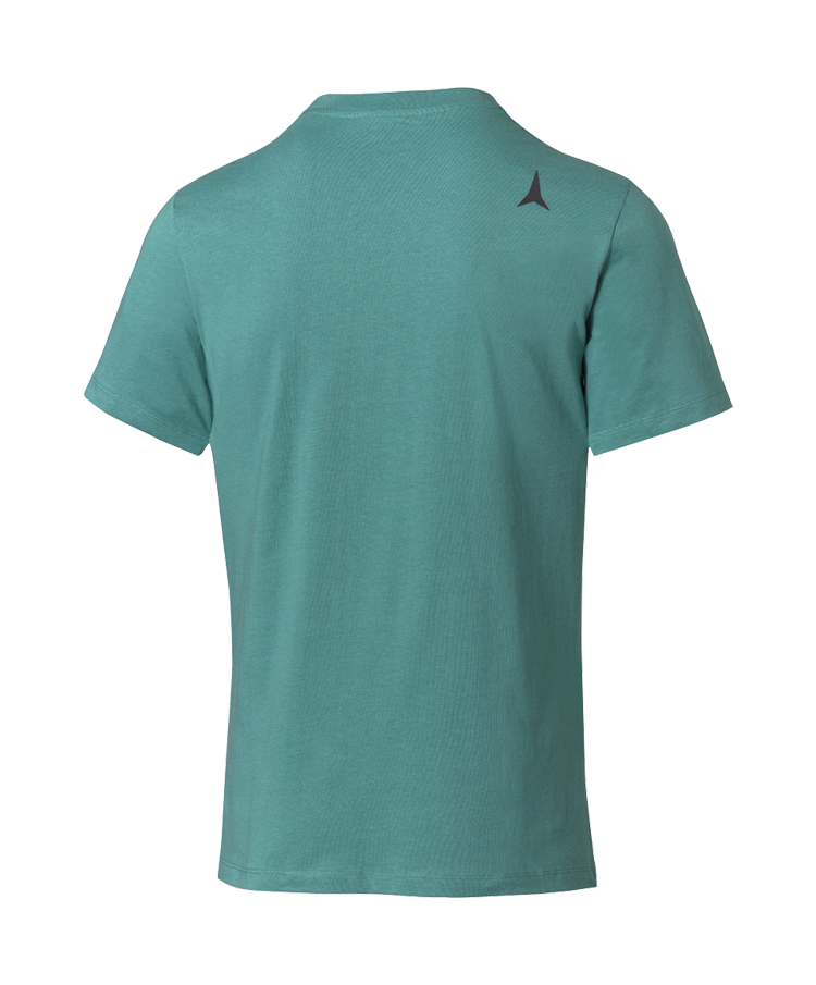 ALPS T-SHIRT MID GREEN