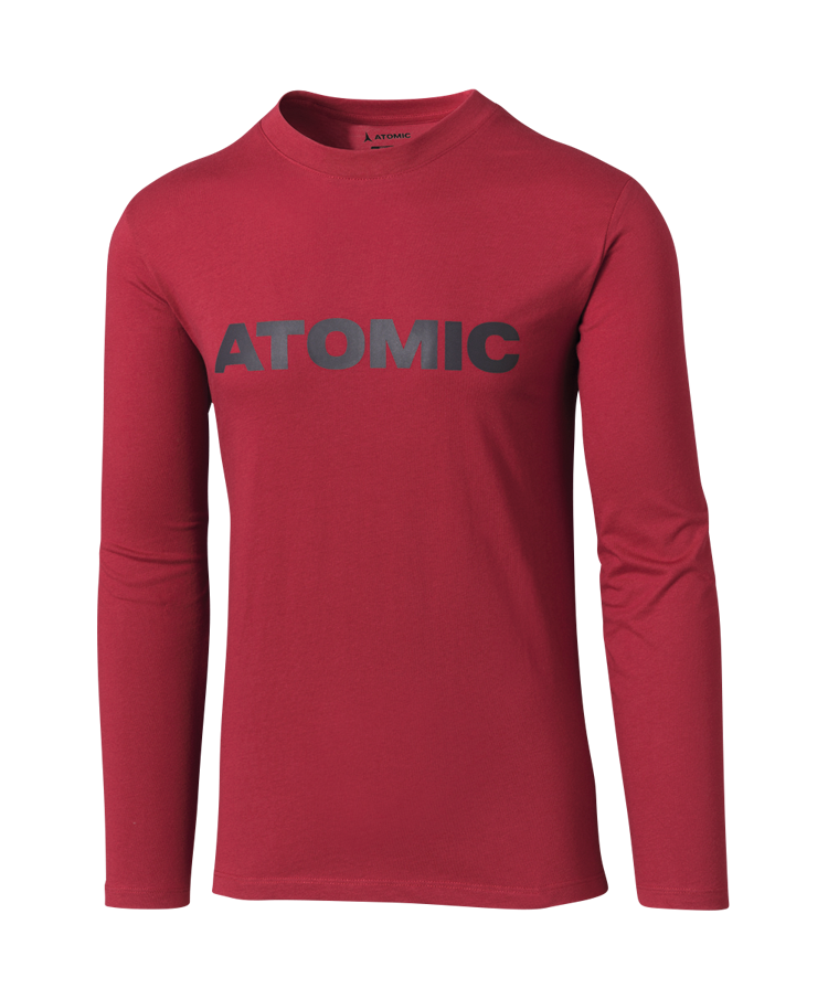 ALPS LS T-SHIRT Rio Red