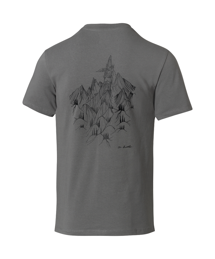 ALPS BENT CHETLER T-SHIRT Quiet Shade