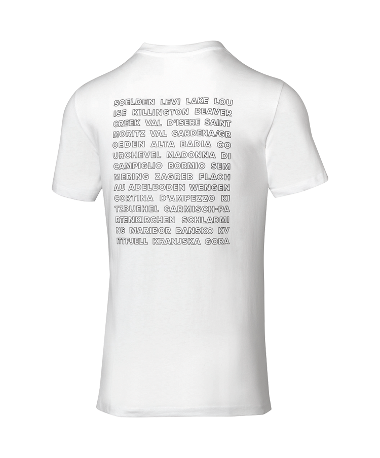 RS WC T-SHIRT White