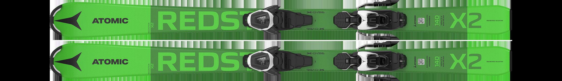 REDSTER X2 130-150 + L 6 GW