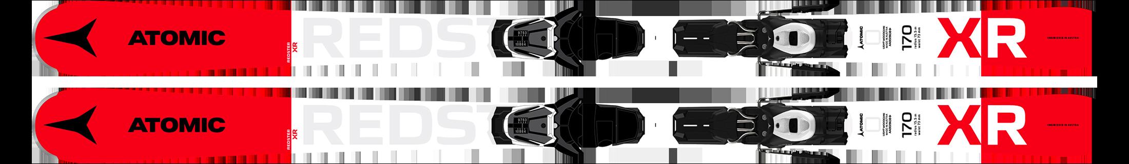REDSTER XR + M 10 GW