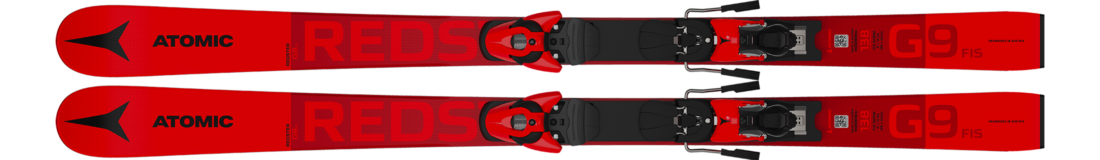 REDSTER G9 FIS J-RP² + COLT 7 GW