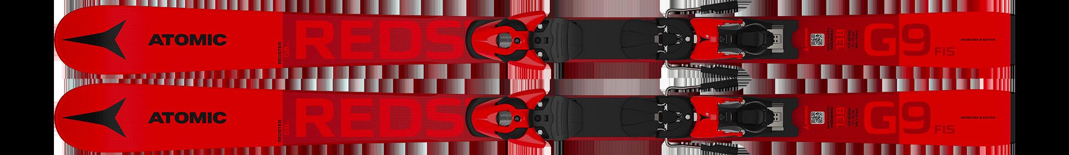 REDSTER G9 FIS J-RP² + COLT 10